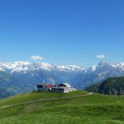 Übersicht Sporting und Bergstation